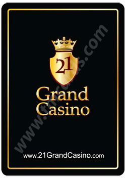 grand casino playing cards